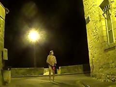 transestite watch 60 granny full video dildoing herself in lingerie in the castl