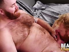 BEARFILMS Blond Cub Cooper Roads Hammered Raw By boobs mssase Bear
