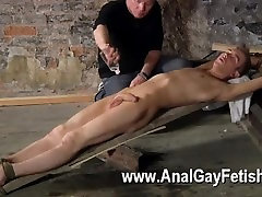 Gay porn British youngster Chad Chambers is his latest victim, restricted