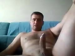 Beefy gay boys sweatpants nice cock 030620