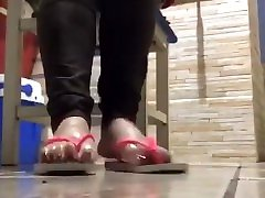 ticifeet IG tici dick mouth full ticifeet havaianas oil preview, 4 video for sale