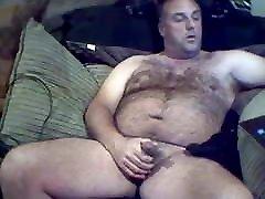 Daddy bear wanking 150620