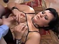 Training for a sexual slave