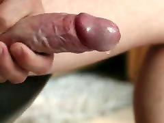 Alex Spanks : Big Cock & Huge Cumshot