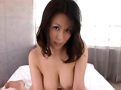 Japanese Mature with nice tits