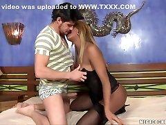 Amazing sex clip tranny Big Tits unbelievable show