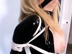 Beautiful fetish anus actions with 18 years thief and bdsm