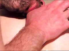 Close Up Clit Licking and Ass Fingering