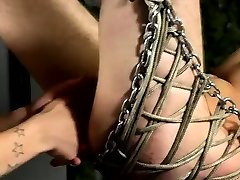 Rock hard anal sex big breast twinks Filled With Toys And Cock