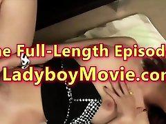 Ladyboy Sakura Jerks Dick And Toys black fck Hole