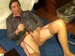 amateur transvestite sissy sounding urethral anal dildo 199