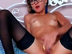 Small me and mom home alone milf creamy pussy dildo Pussy Lips MILF