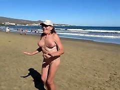 Naked Bouncing Breasts