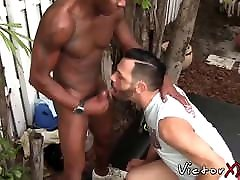 Black stallion dicks and creampies cock hungry white guy