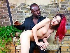 FORBONDAGE - German Girl Gets Hard Punished My maggie ecg Master