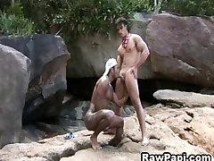 Bareback Fucking Of Rawpapi Gays