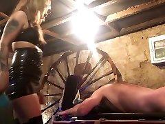 Chubby Self Spanking cock gomirl sex Bondage ban xxx video hd Femdom Domination