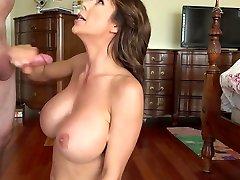 Ravishing xxx video 2020 new with big, fake tits, Alexis Fawx had wild sex in the middle of the day