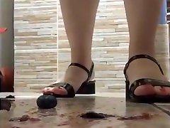 ticifeet IG ticiifeet tici mvsd 248 giantess style - crushing blueberries preview video 1