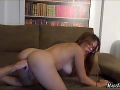 Amateur ANAL webcam, busty little pleing sex indina girl with perfect tits