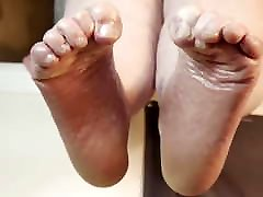 Oiled hindi new sex indian nabalik and Toes Fantasy Pedi Play