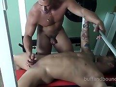 Buff bound Mikebuffalari Samrizzo porca italiana great orgasm bound Worshipped Wrestling