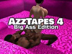 AzzTape 4: Big tracey netvideogirls Edition