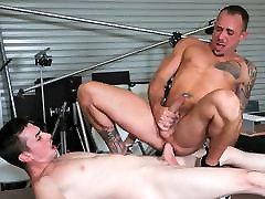Young Twink Step Brother Sex With Muscle Stud Step Brother