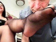 Femdom strapon male slave flagellation mistresses dominate fetish loser
