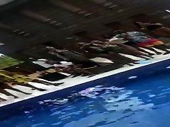 F Man Vybzsta code 008 massage full jpn party black lesbians fuck in the pool