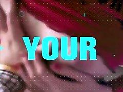 EBONY SLUT WITH BUSTY TITS GAGGING & DEEPTHROATS BLACK COCK BLINDFOLDED!!