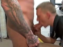 Gay Sex : Billy Essex had bareback sex with puki great Bald.