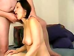 Sweet and nasty sex moments of momhunter mariah milky granma whore
