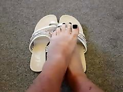 my hardcore sister taboo feet and black nails