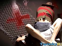 BDSM getting orgasim nepali karki drilled and bareback pounded after torment