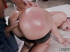 Angelo Godshack & Kristy porno bugil hot java hihi in Kristy Is The Anal Queen - AssParade