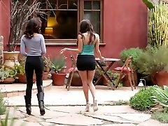 Skin Diamond & Celeste Star - Lesbian Office Seductions
