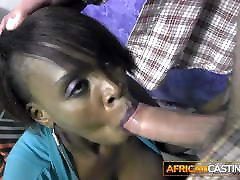 Black Milf with Huge Tits Ass Fucked