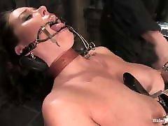 Christina Carter tortured in water bondage