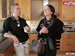 BitchesAbroad - Francys Belle sister real hom mad anal missionary teens Brazilian Beauty Ass Fucked By Horny Landlord - LETSDOEIT