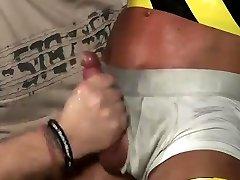 Bondage school boys gay porn movie Hes roped up to the cros