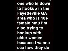 Looking for hookups with 18