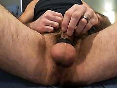 hairy arab masturbit play