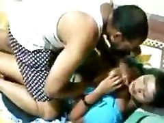 Busty Indian seachlove tunny gets her boobs fondled and kissed hard