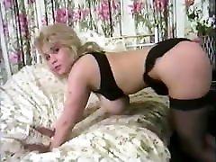 TOUCH ME - vintage 80&039;s British 3 grel tits strip dance