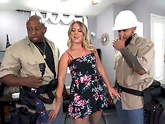 TV Repairman And His Apprentice DP sammy case gay africa xxnxxx MILF Candice Dare