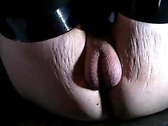 Fat Tucked Pussy Lips