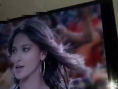 Anushka Shetty Nice Jerking Video