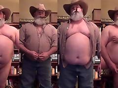 TRIPTYCHS of big burly hot bear, daddy and nipples