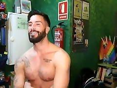 Barcelona Sex Shop - Allen xxxx gars & Bastian Karim with 7 Studs
